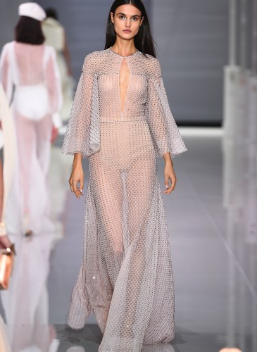 Ralph & Russo's Spring/Summer 2018 Prêt-à-Porter Collection