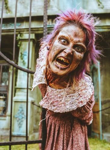 Zombie at Voodoo 2017