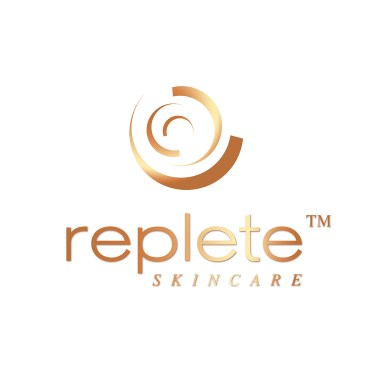 Replete in April gives smooth blemish free skin