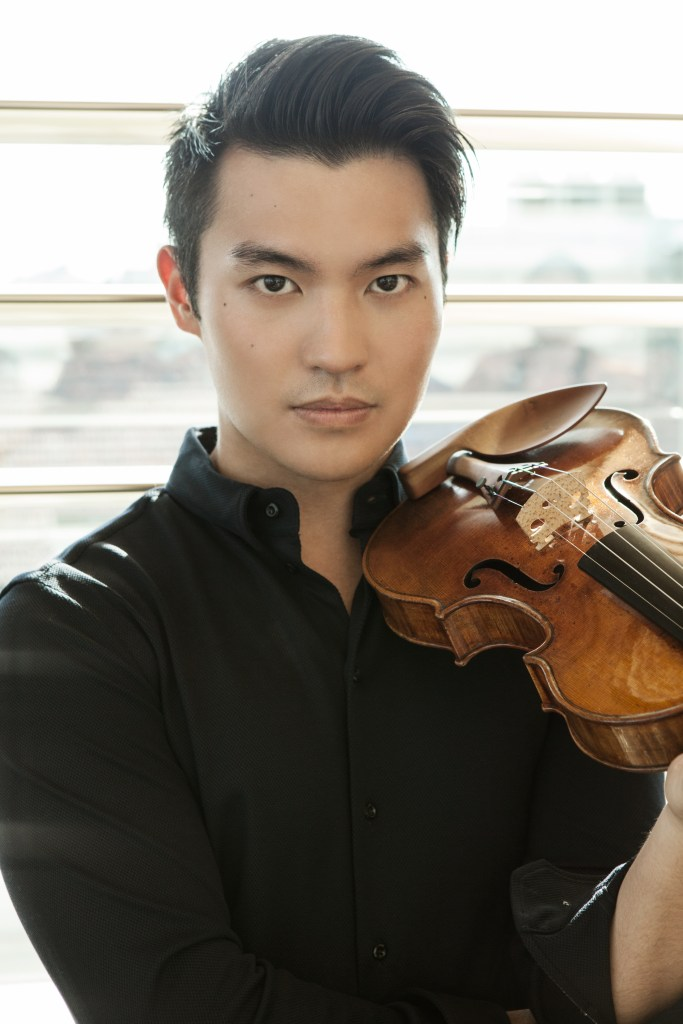 Ray Chen timeless journey