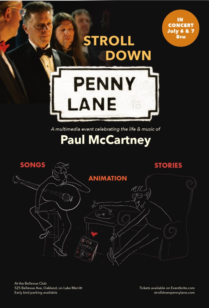 Stroll Down Penny Lane Pays Tribute to Paul McCartney