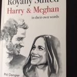 Royally Suited book about Harry meeting Meghan