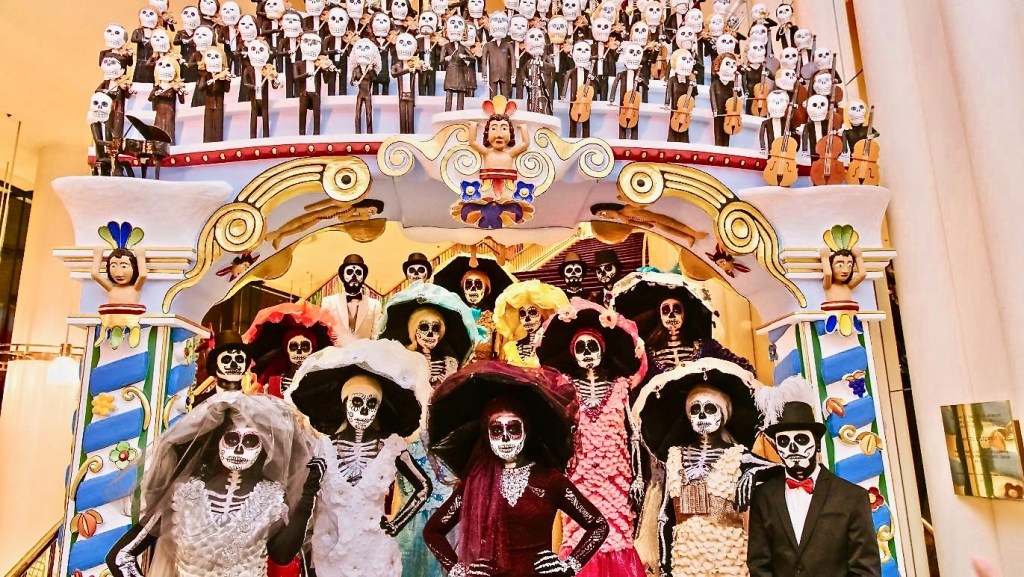 Davies Hall transforms into a holy centre for 12th annual Dia de Los Muertos Celebration
