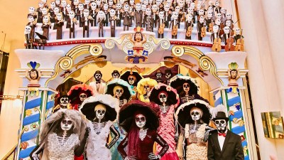 Davies Hall transforms into a holy centre for 12th annual Dia de Los Muertos Celebration