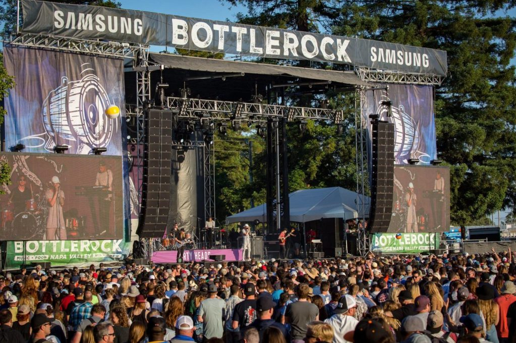 LIVE BottleRock with Headliners Muse, Imagine Dragons and more