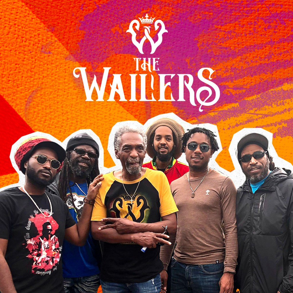 "LEGENDARY REGGAE BAND THE WAILERS RELEASE THEIR 1ST NEW ALBUM IN 25 YEARS, ""ONE WORLD""…"