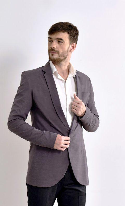 A man wearing Gottlich jacket feels like God
