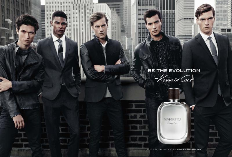 Kenneth Cole Introduces New Mankind Fragrance and Digital Experience