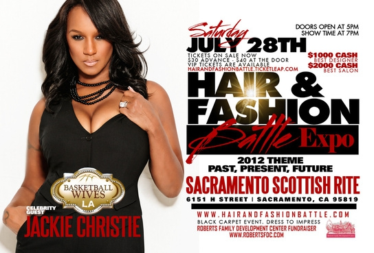 Hair & Fashion Battle – Sacramento
