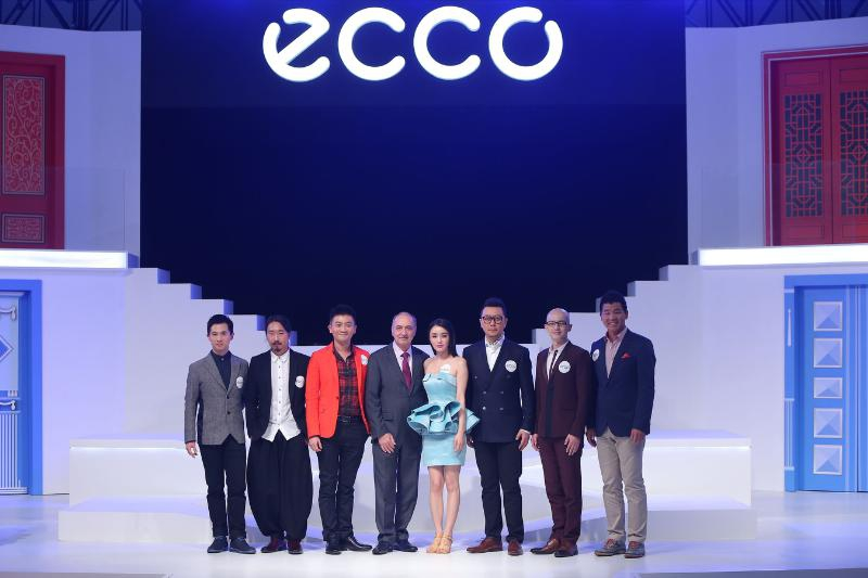 "Appearance of ECCO Brand Ambassador in ""Walk IN Style"" Spring Summer 2014 Launch Event"