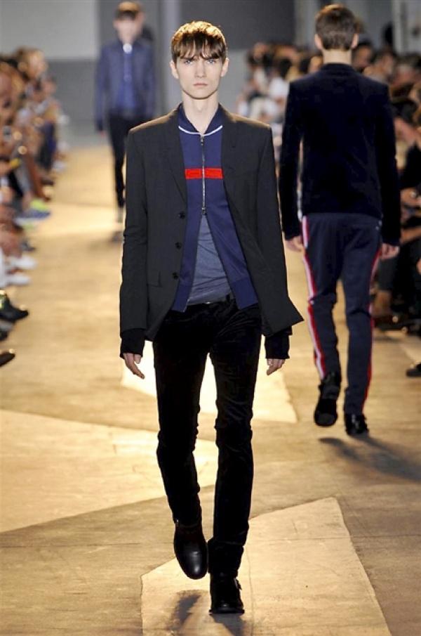 Diesel Black Gold SS15 @ Milan Fashion Week: Men