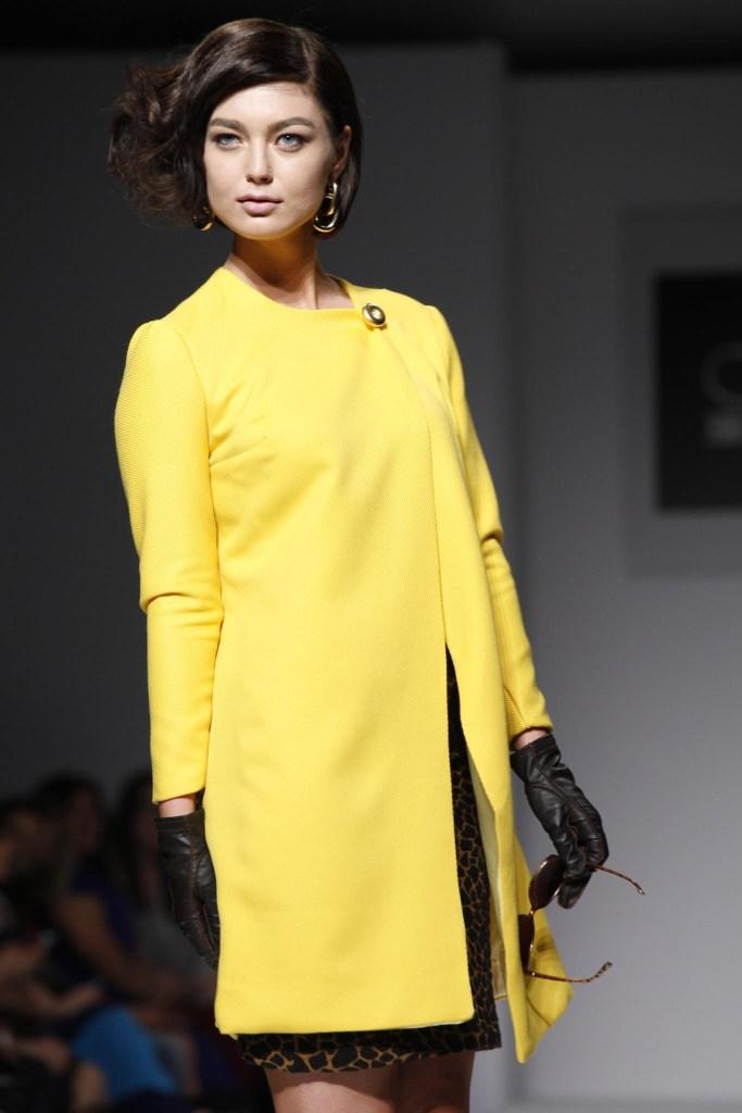 Designer Marielly Pratts at LA Style Fashion Week