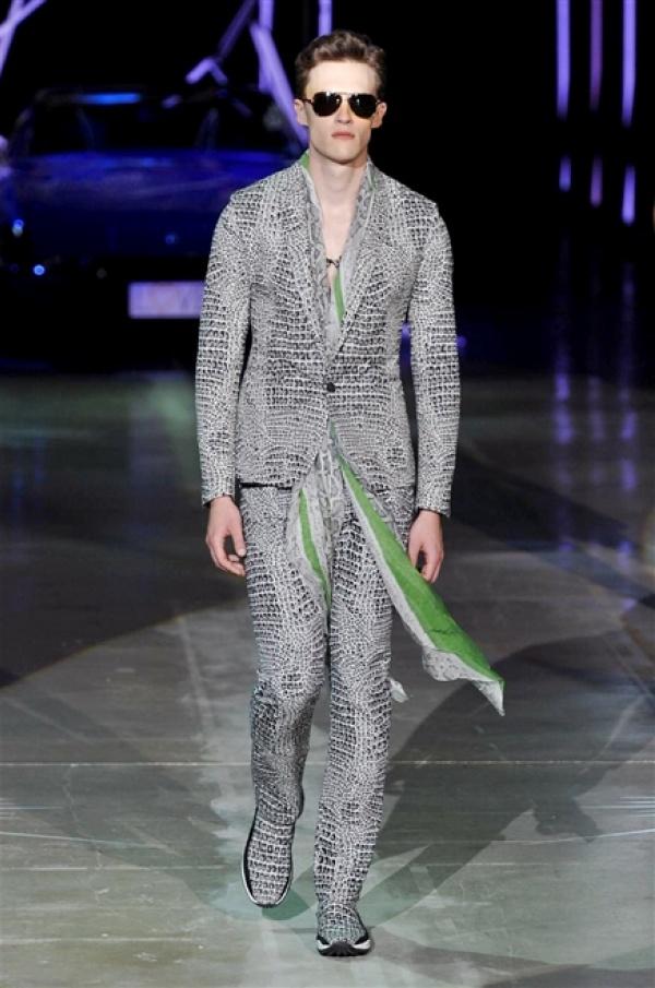 Roberto Cavalli SS15 @ Milan Fashion Week