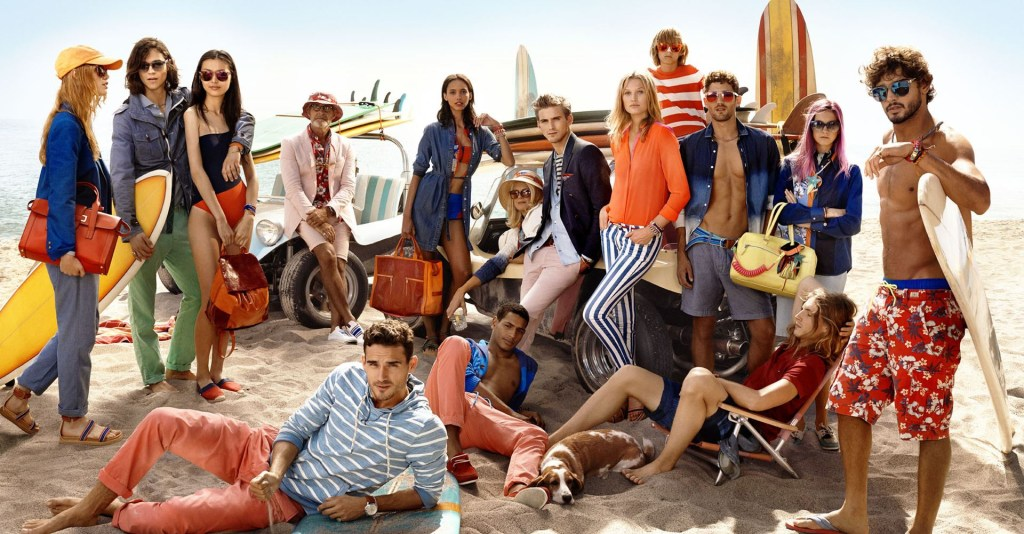 Tommy Hilfiger Announces Global Spring 2014 Advertising Campaign