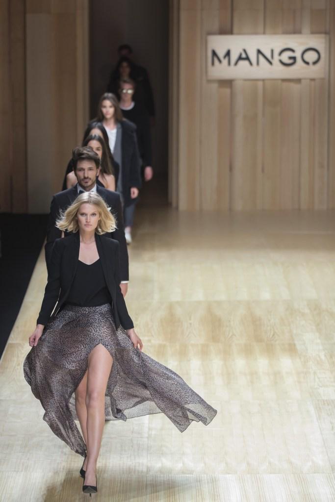 Mango @ Barcelona Fashion Week