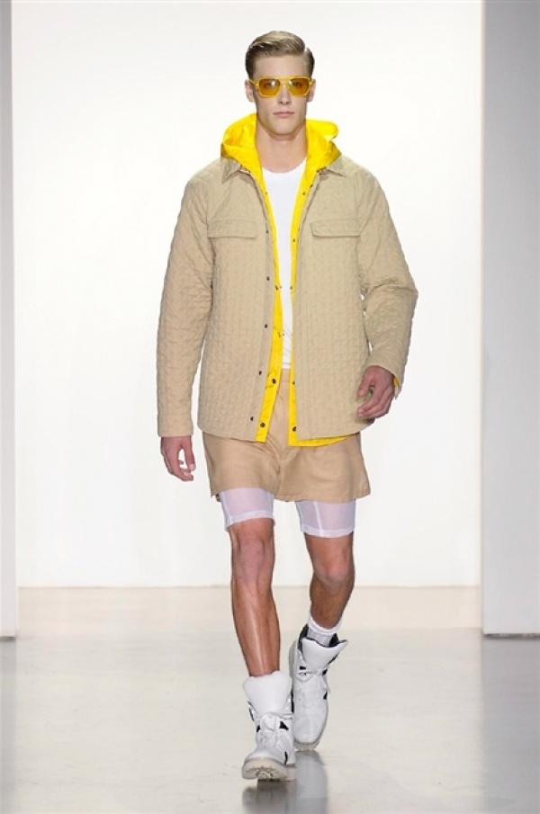 Calvin Klein SS15 @ Milan Fashion Week: Men
