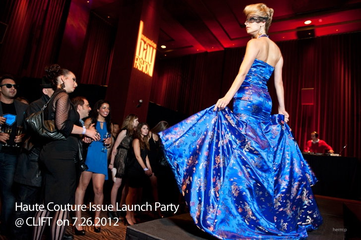 BAYFashion Haute Couture Release Party – Recap
