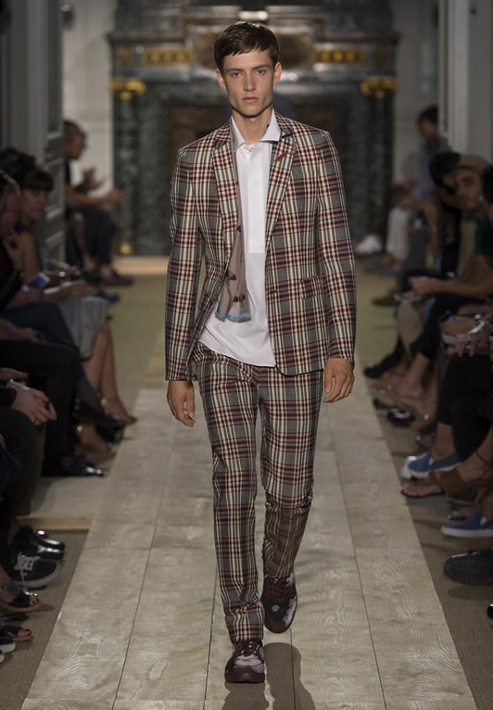 Valentino SS15 @ Paris Fashion Week: Men
