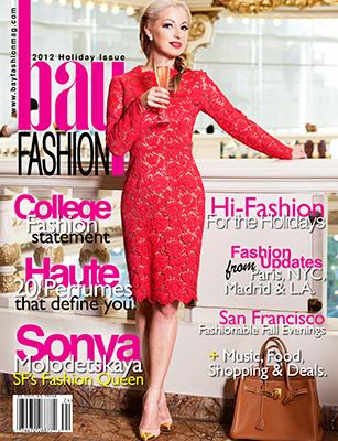 BAYFashion 2012 Holiday Fashion Issue