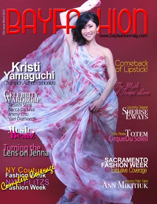 BAYFashion March 2012 – The FASHION WEEK Issue