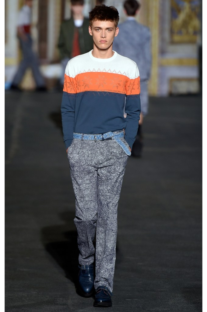 Kris Van Assche SS15 @ Paris Fashion Week: Men