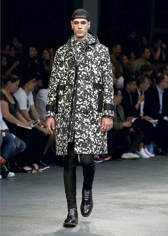 Givenchy SS15 @ Paris Fashion Week: Men