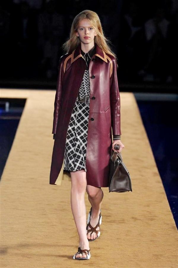 PRADA SS15 Collection @ Milan Fashion Week: Men
