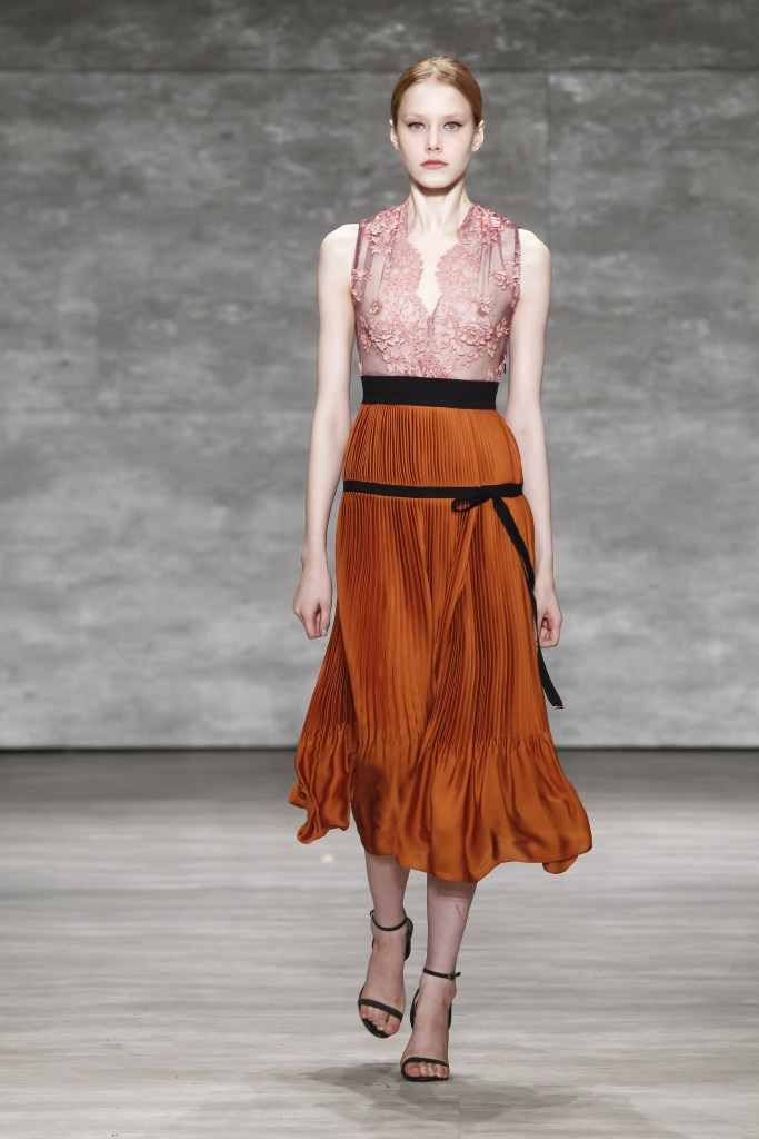 Tome at MERCEDES-BENZ New York FASHION WEEK S/S15 by Angela Huang