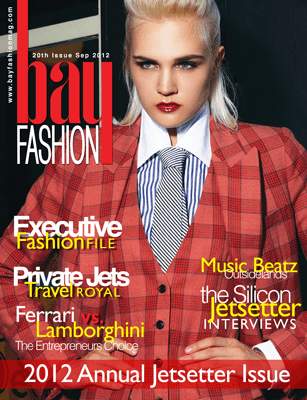 BAYFashion 2012 – Annual Jetsetter Issue