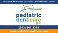 Pediatric Denticare