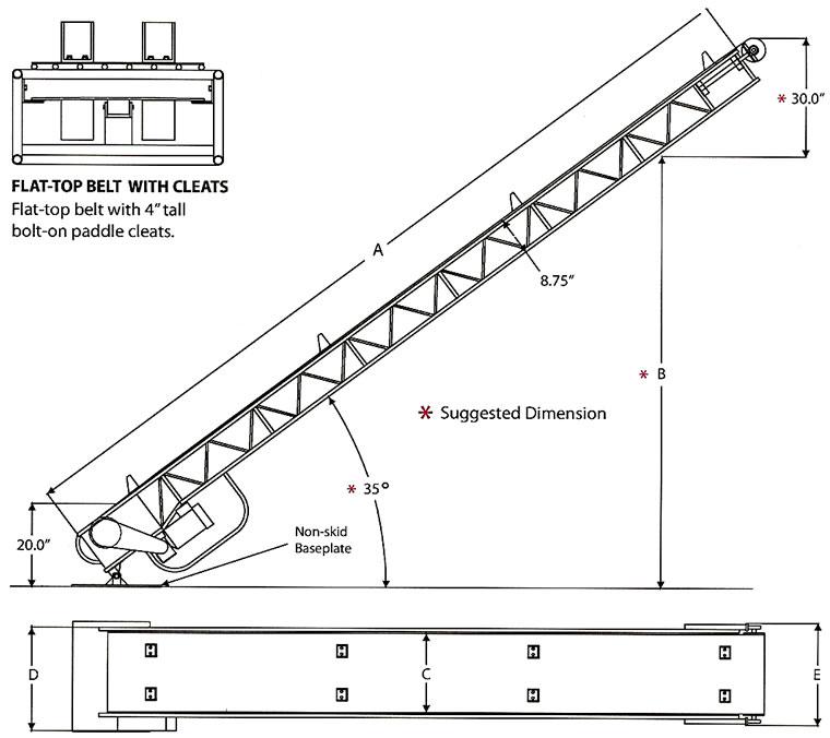 Conveyor Frame Drawings | Frameswalls.org