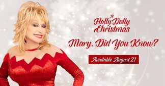 """Dolly Parton Releases """"Mary, Did You Know?"""" Ahead of Upcoming Christmas Album"""