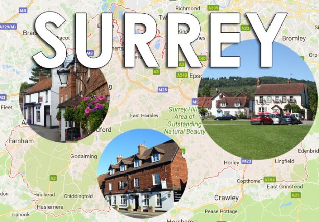 Places-to-live-in-Surrey
