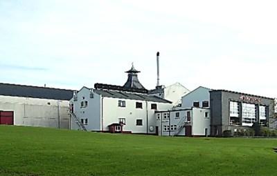 Destilleriet som leverer årets whisky