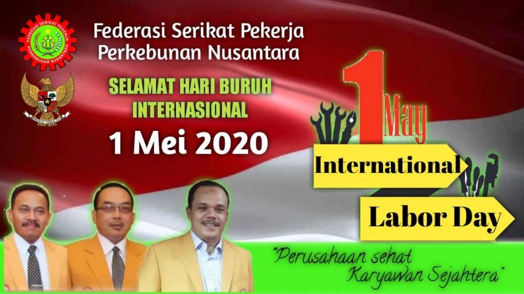 Hari Buruh Internasional 1 Mei 2020