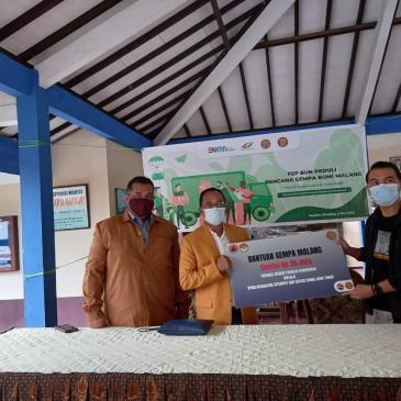 FSPBUN Peduli Korban Gempa Malang