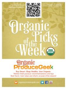 organic picks of the week