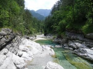 Dalla foce alle sorgenti: il torrente Arzino