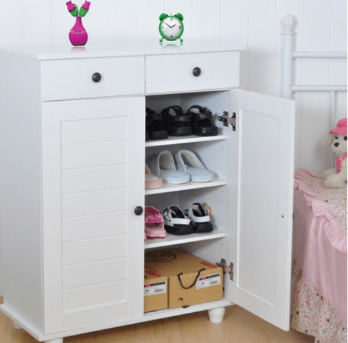 Bad Feng Shui Placing Shoes Cabinet In Bedroom