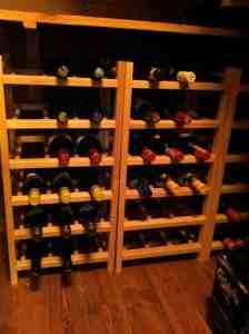 Noggrant utvalda viner - för överlevnad.