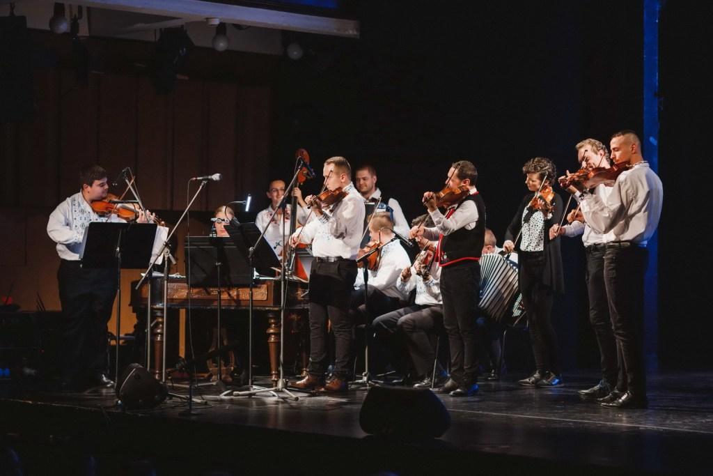 Ľudová hudba FS Urpín