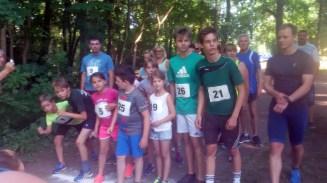 Start der größeren Läufer