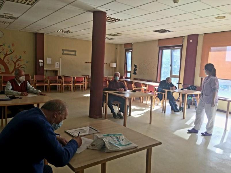"""La Llar i Centre de Dia """"Sant Josep"""" reprèn el programa d'envelliment actiu """"Atreveix-te!"""""""