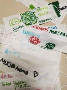 """Agradecimiento al esfuerzo y resiliencia del Hogar y Centro de Día """"San José"""", en el apoyo de personal a la Residencia """"Las Fuentes"""" por el COVID-19"""