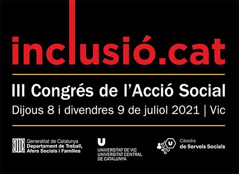 La Fundació Salut i Comunitat participa al III Congrés de l'Acció Social Inclusió.cat centrat en l'acció comunitària en els serveis socials