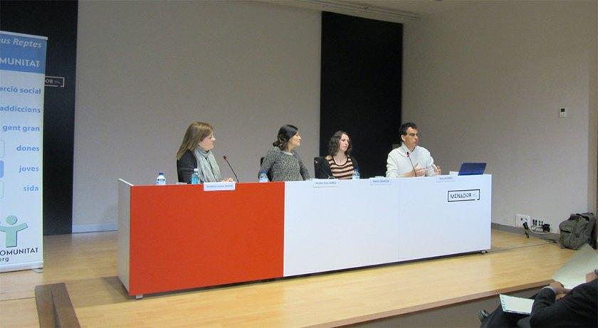 """Las claves de la jornada de acción social""""Exclusión residencial, drogas y convivencia comunitaria"""" en una entrevista con profesionales de FSC"""