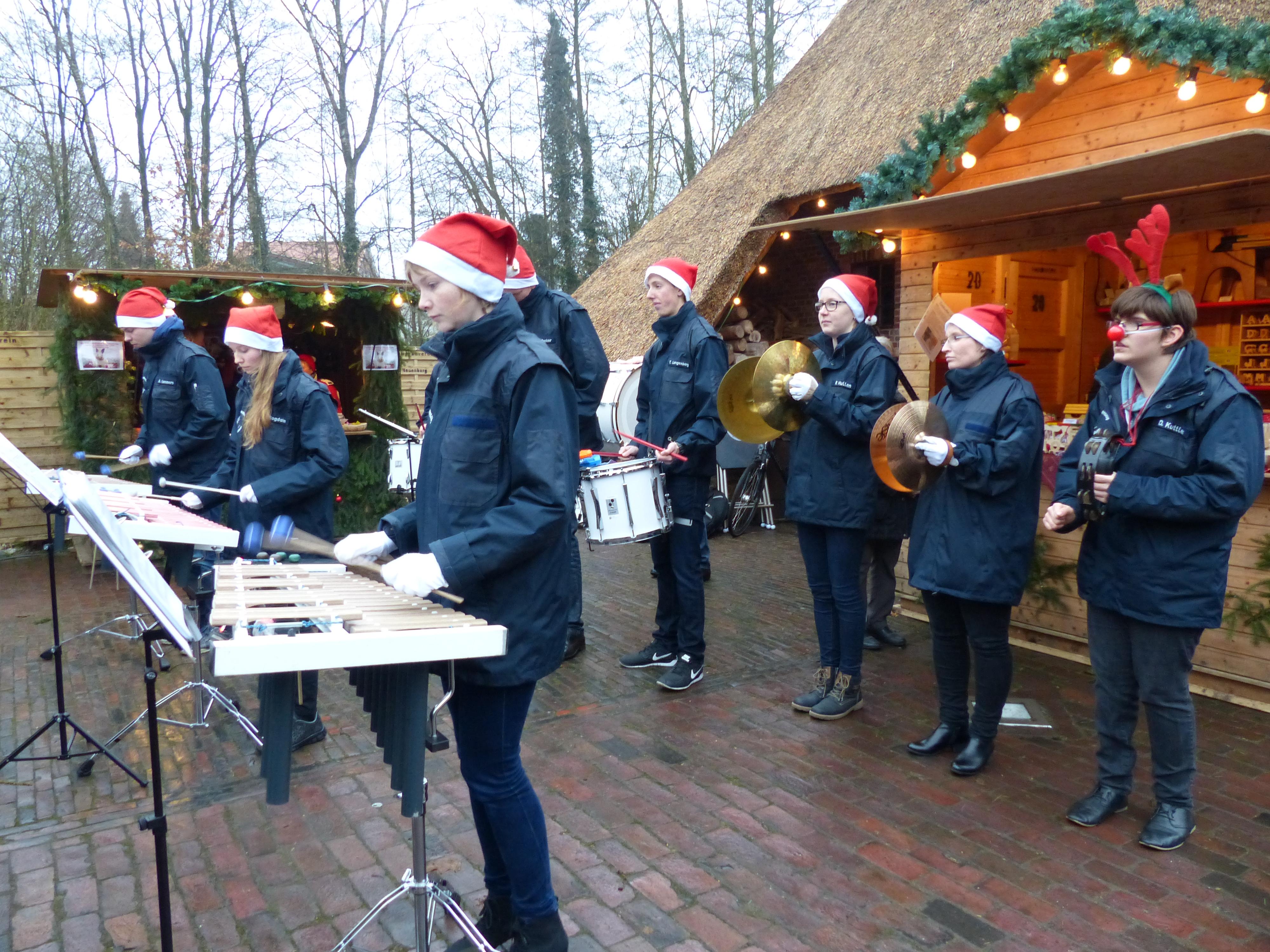 Neeborger Wiehnachtsmarkt 2016