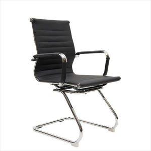 American gæstestol 72A til kontor og mødelokaler skråt FTI