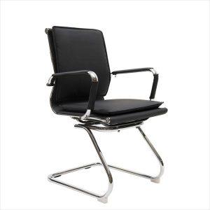 American gæstestol 82A til kontor og mødelokaler skråt FTI