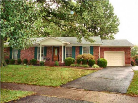 house for rent in louisville, ky: $800 / 3 br / 2 bath #3209